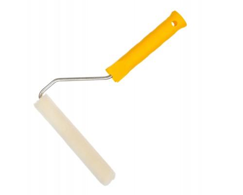 Валик малярный РемоКолор Велюр 150 мм, ⌀ 15 мм, ворс 4 мм, ось 6 мм