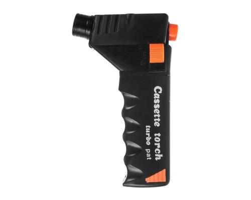 Газовый паяльник РемоКолор РемоКолор кассетная Турбо, для пайки и сварки, заправляется бутаном С4Н10, 100х150 мм