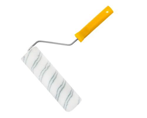 Валик малярный РемоКолор Мультиколор 240 мм, ⌀ 40 мм, ворс 12 мм, ось 6 мм