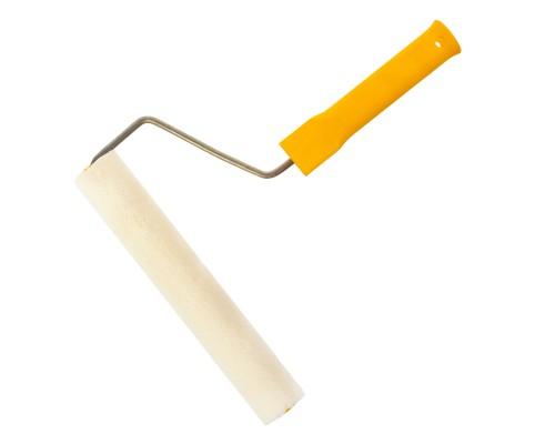 Валик малярный РемоКолор Велюр 240 мм, ⌀ 30 мм, ворс 4 мм, ось 6 мм