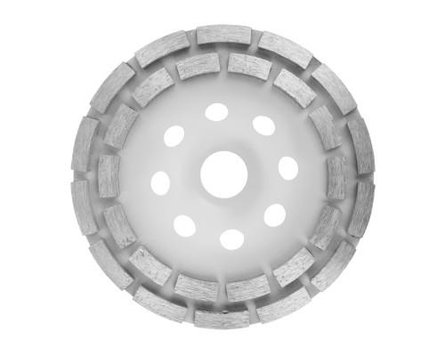 Алмазная чашка РемоКолор ⌀ 150 мм, двурядная