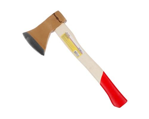 Топор РемоКолор деревянная рукоятка, вес 600 г