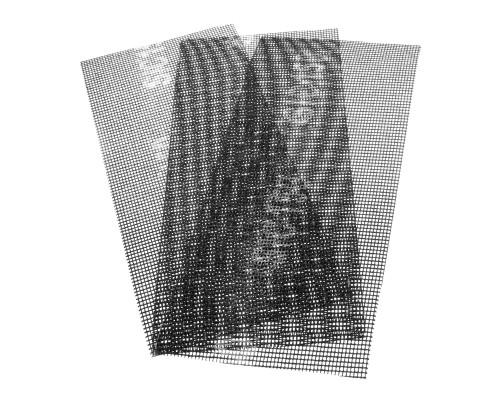 Сетка абразивная РемоКолор карбид кремния, на стекловолоконной сеточной основе, Р150, 115х280мм (3 шт./уп.)