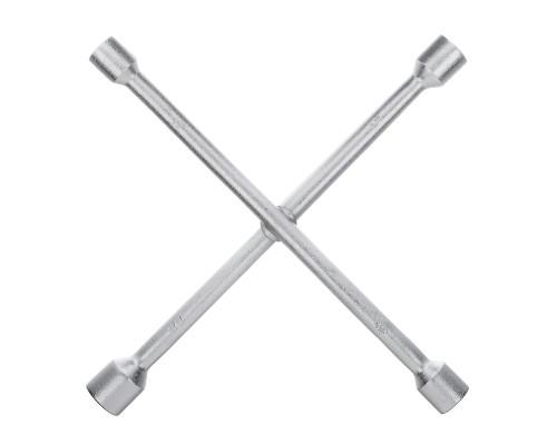 Ключ баллоный РемоКолор Крест усиленный, 17x19x21x22
