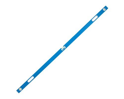 Уровень РемоКолор 2000 мм, усиленный алюминиевый профиль, 2 фрезерованные грани, 2 ручки, 2 глазка+поворотный на 360°