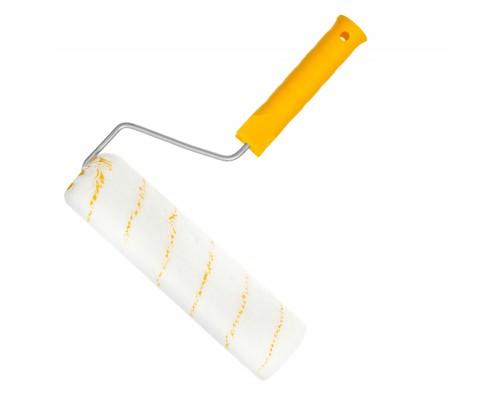 Валик малярный РемоКолор Гирпан 240 мм, ⌀ 40 мм, ворс 12 мм, ось 6 мм