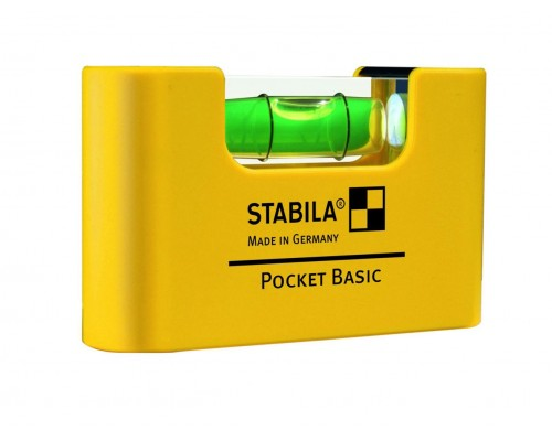 Строительный уровень тип Pocket Basic